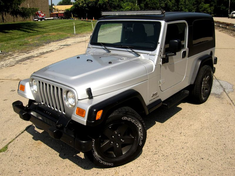 2006 Jeep Wrangler 2dr Unlimited LWB - 19182422 - 3