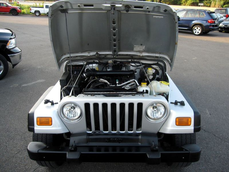 2006 Jeep Wrangler 2dr Unlimited LWB - 19182422 - 39