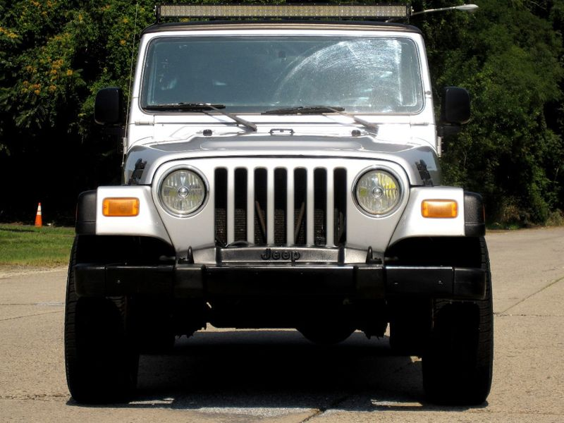 2006 Jeep Wrangler 2dr Unlimited LWB - 19182422 - 4