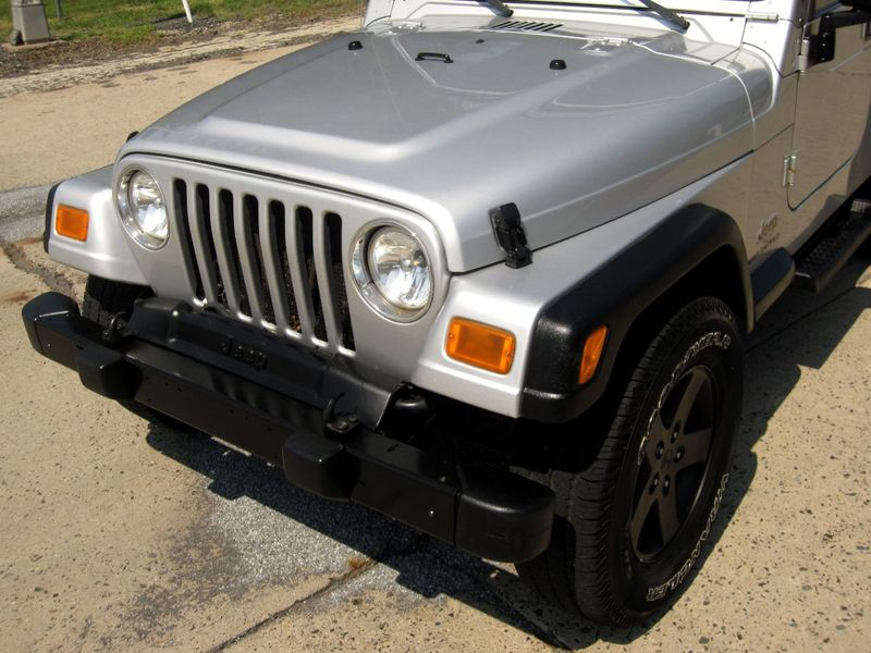 2006 Jeep Wrangler 2dr Unlimited LWB - 19182422 - 5