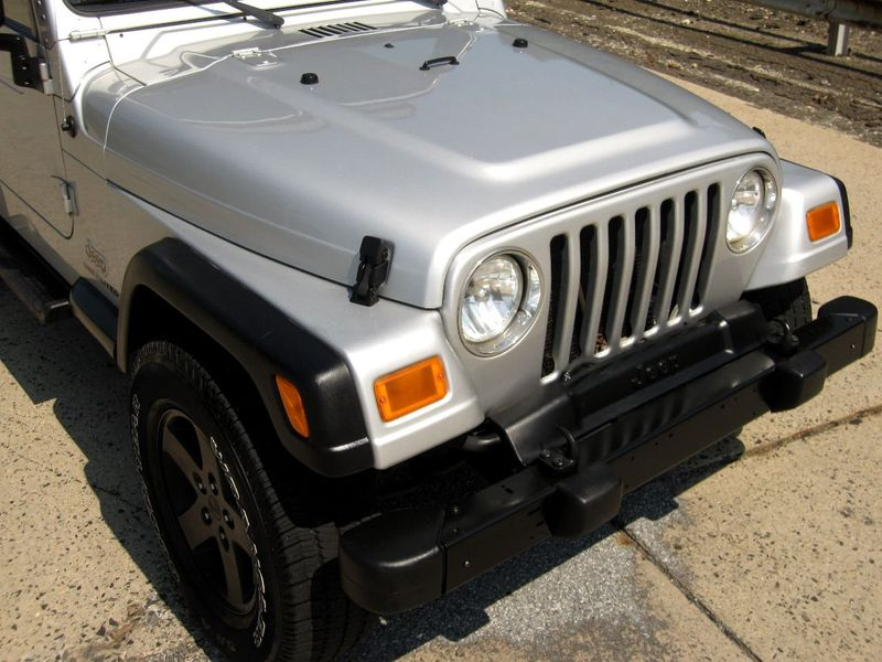 2006 Jeep Wrangler 2dr Unlimited LWB - 19182422 - 6