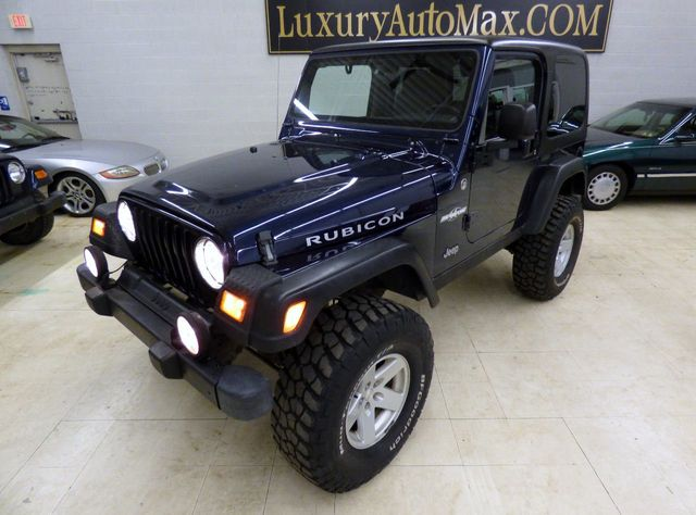 Tires For Jeep Wrangler >> 2006 Used Jeep Wrangler 35 Inch Tires New Track Bars 6 Inch Lift Kit
