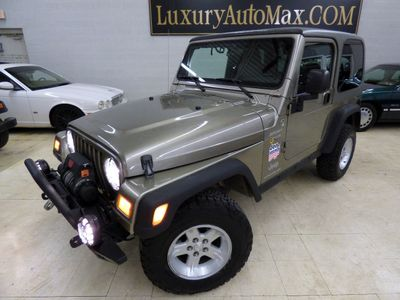 2006 Jeep Wrangler ONE OWNER AUTOCHECK CERTIFIED SUV