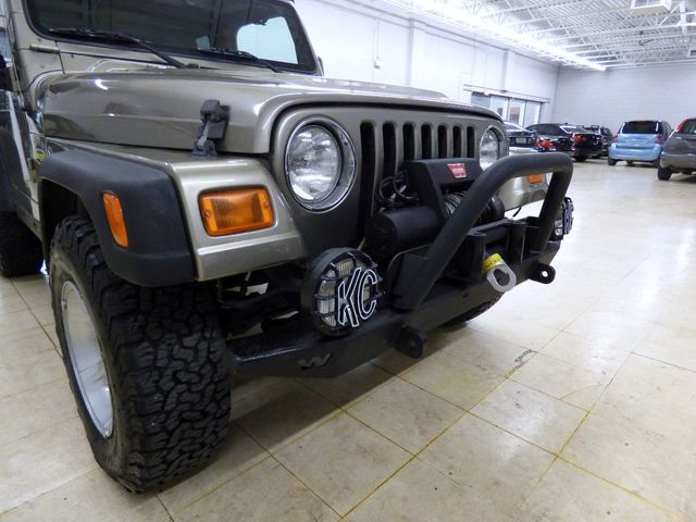 2006 Jeep Wrangler ONE OWNER AUTOCHECK CERTIFIED - Click to see full-size photo viewer