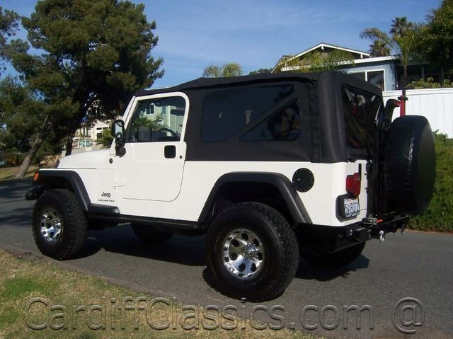 Wonderful 2006 Jeep Wrangler Unlimited   Click To See Full Size Photo Viewer