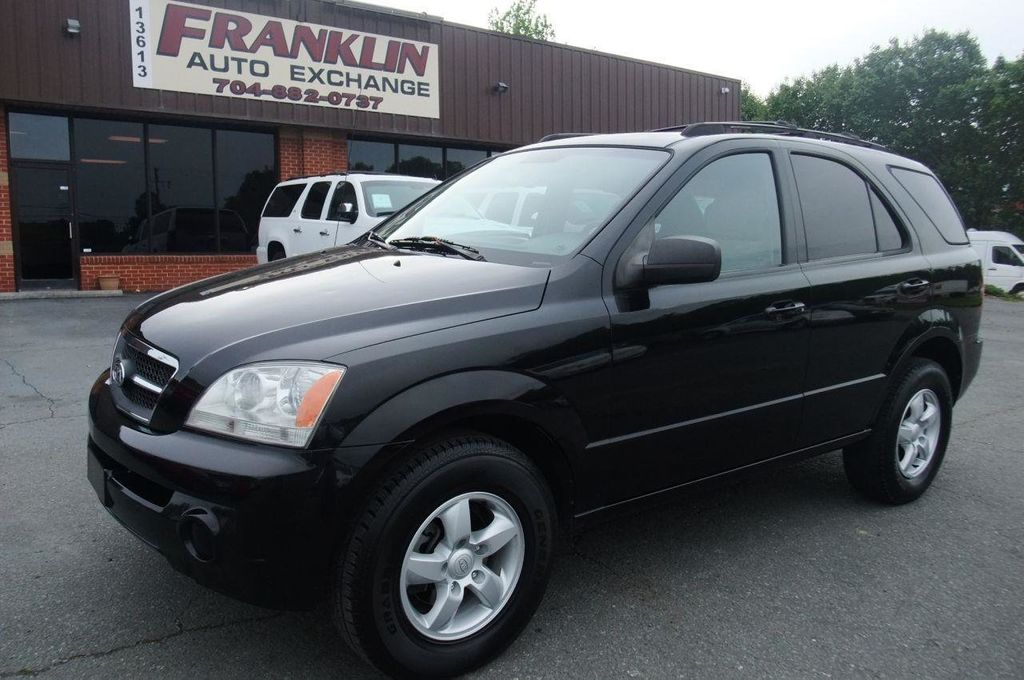 Used Kia Sorento Indian Trail Nc
