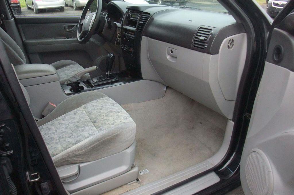 2006 Kia Sorento 4dr LX Automatic 4WD - 13581720 - 18