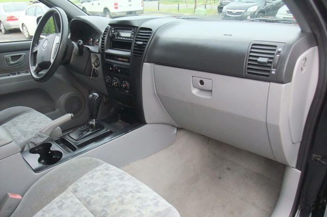 2006 Kia Soo 4dr Lx Automatic 4wd Click To See Full Size Photo Viewer