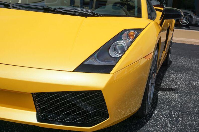 2006 Lamborghini Gallardo SE - Click to see full-size photo viewer