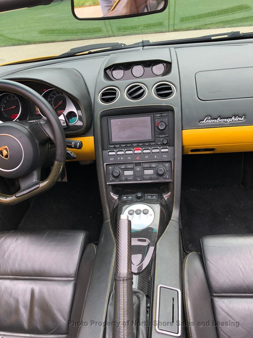 2006 Lamborghini Gallardo Spyder 520HP - 18187177 - 15