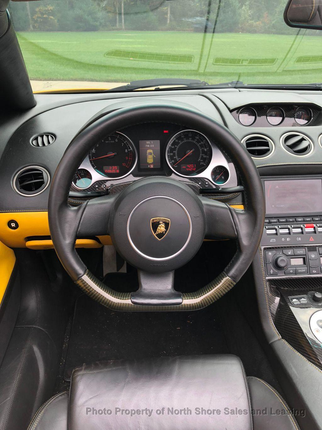 2006 Lamborghini Gallardo Spyder 520HP - 18187177 - 17