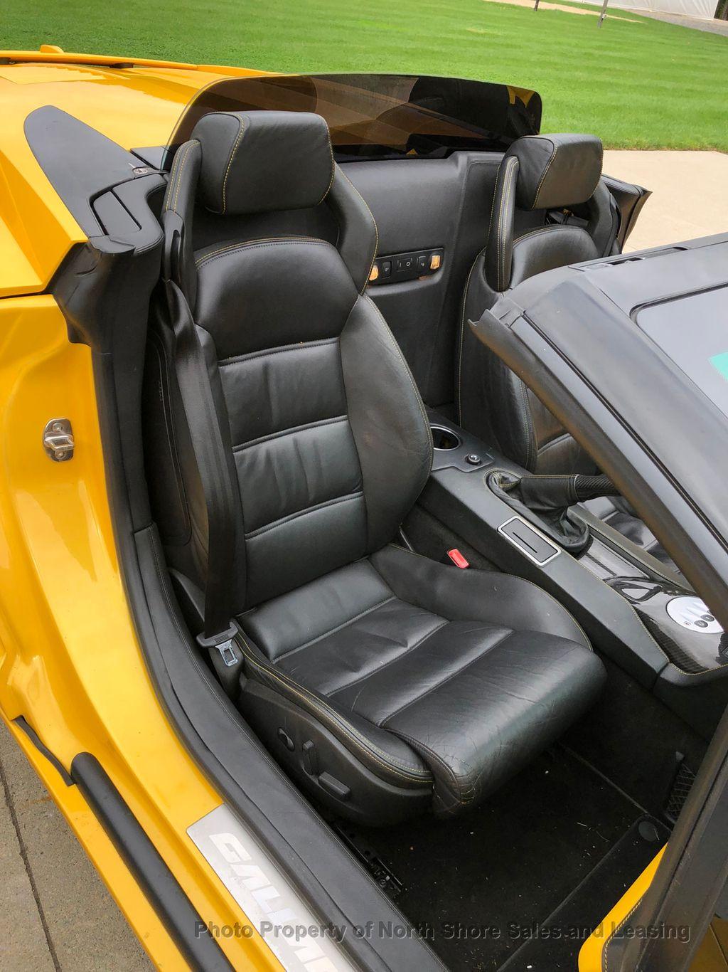 2006 Lamborghini Gallardo Spyder 520HP - 18187177 - 20