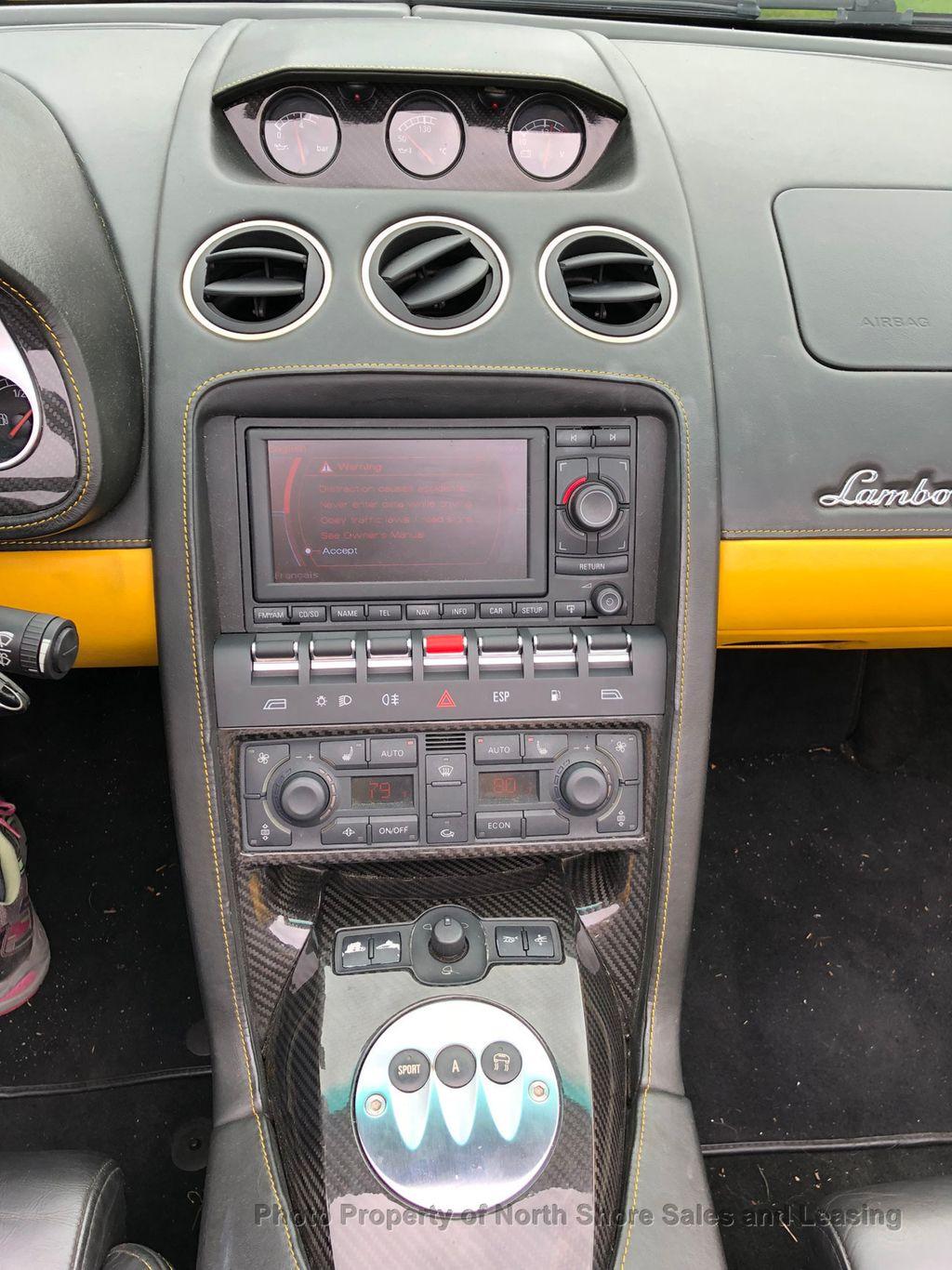 2006 Lamborghini Gallardo Spyder 520HP - 18187177 - 22