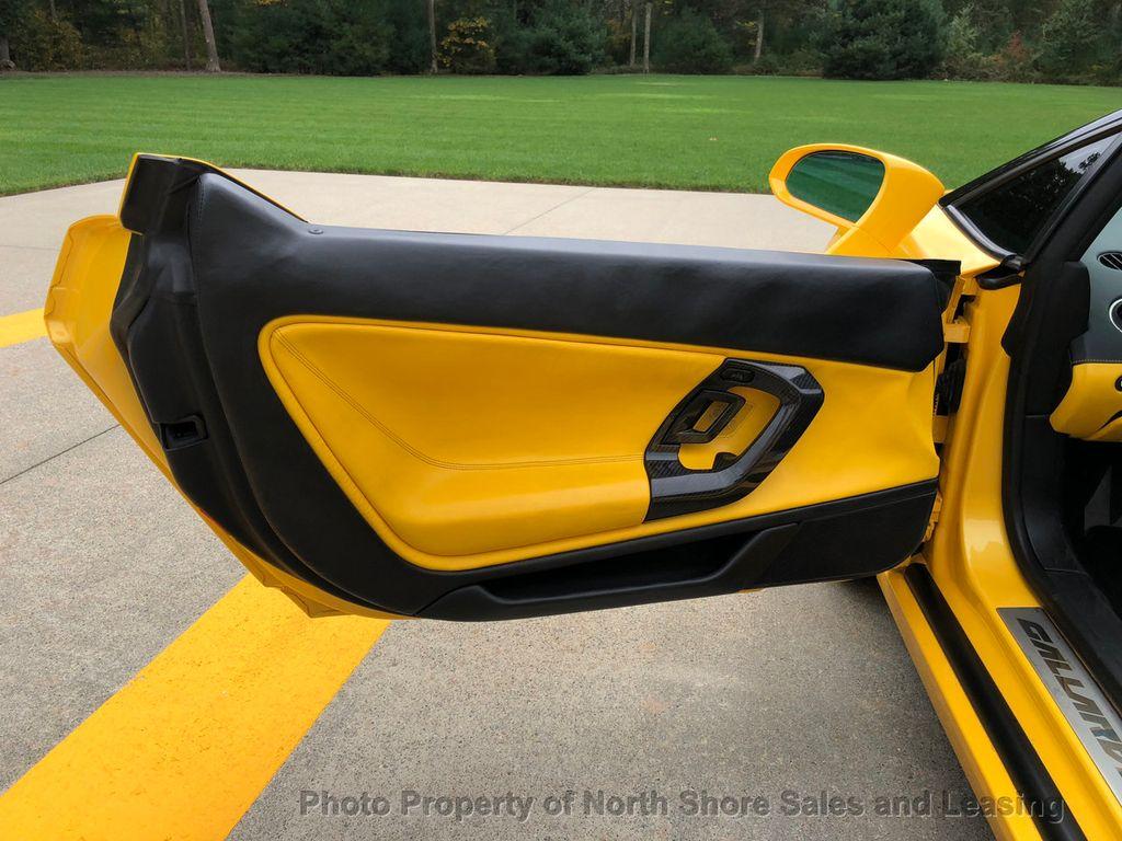 2006 Lamborghini Gallardo Spyder 520HP - 18187177 - 23