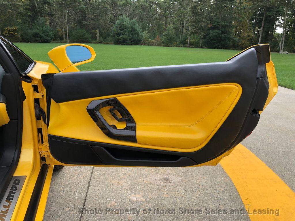 2006 Lamborghini Gallardo Spyder 520HP - 18187177 - 24