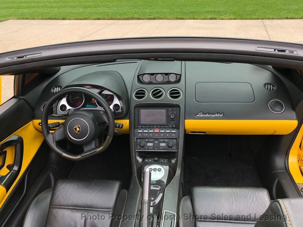 2006 Lamborghini Gallardo Spyder 520HP - 18187177 - 25