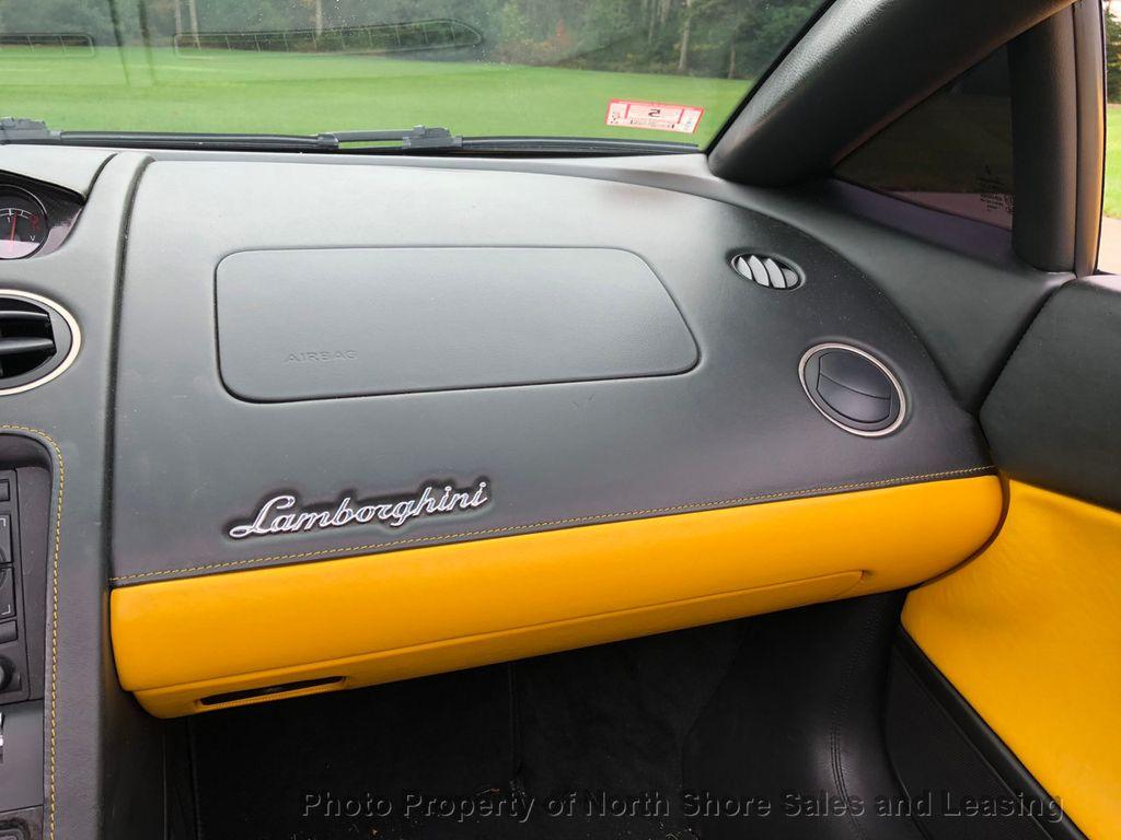 2006 Lamborghini Gallardo Spyder 520HP - 18187177 - 26
