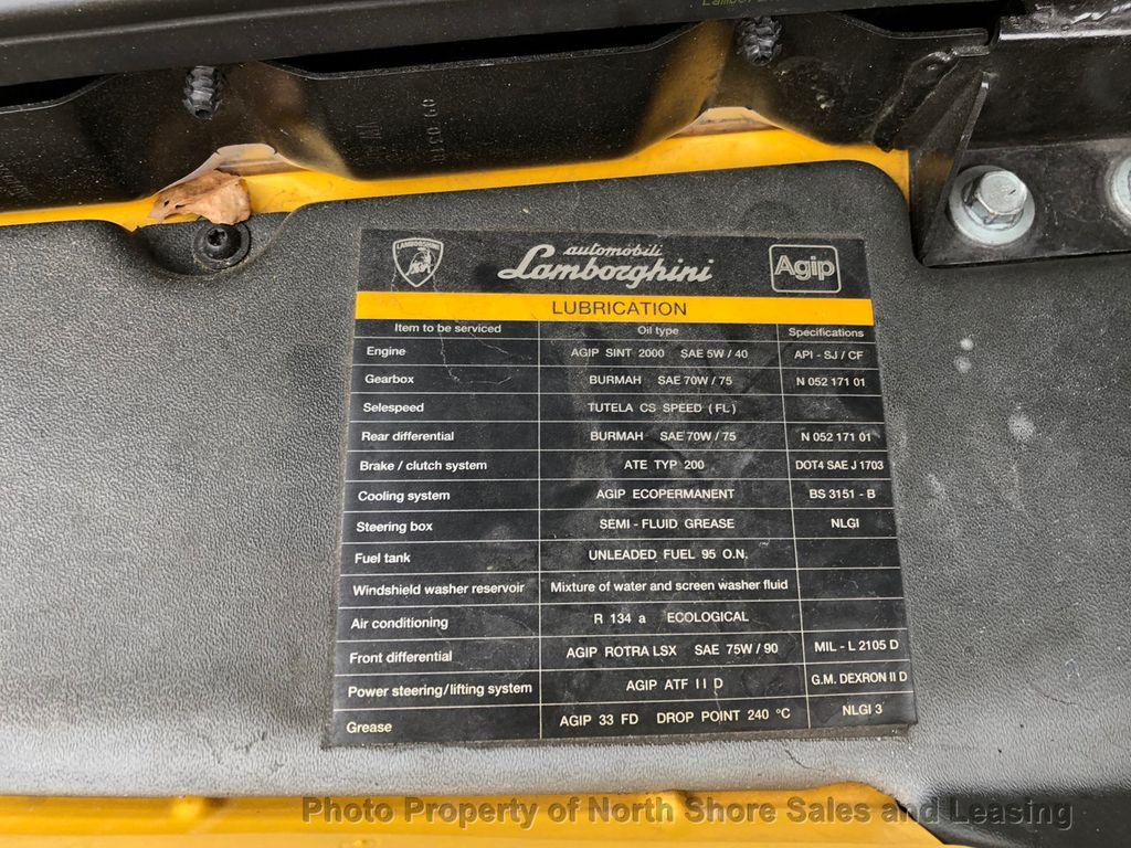 2006 Lamborghini Gallardo Spyder 520HP - 18187177 - 31