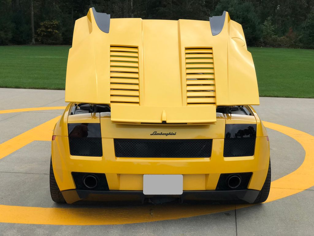 2006 Lamborghini Gallardo Spyder 520HP - 18187177 - 38