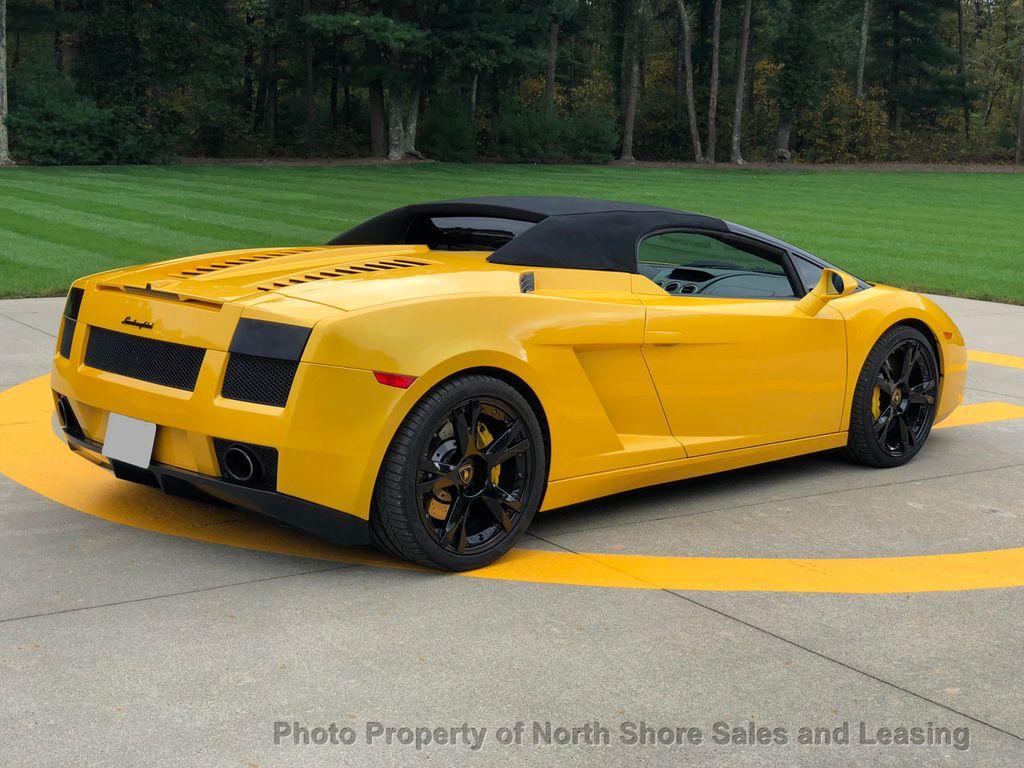 2006 Lamborghini Gallardo Spyder 520HP - 18187177 - 3