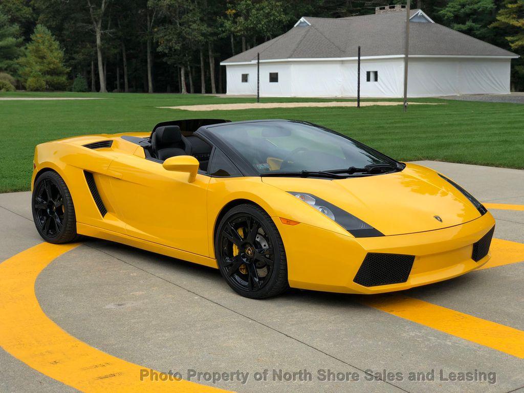 2006 Lamborghini Gallardo Spyder 520HP - 18187177 - 39