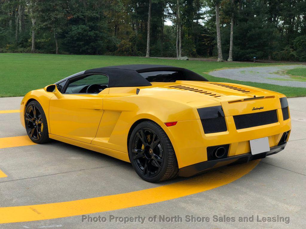 2006 Lamborghini Gallardo Spyder 520HP - 18187177 - 4