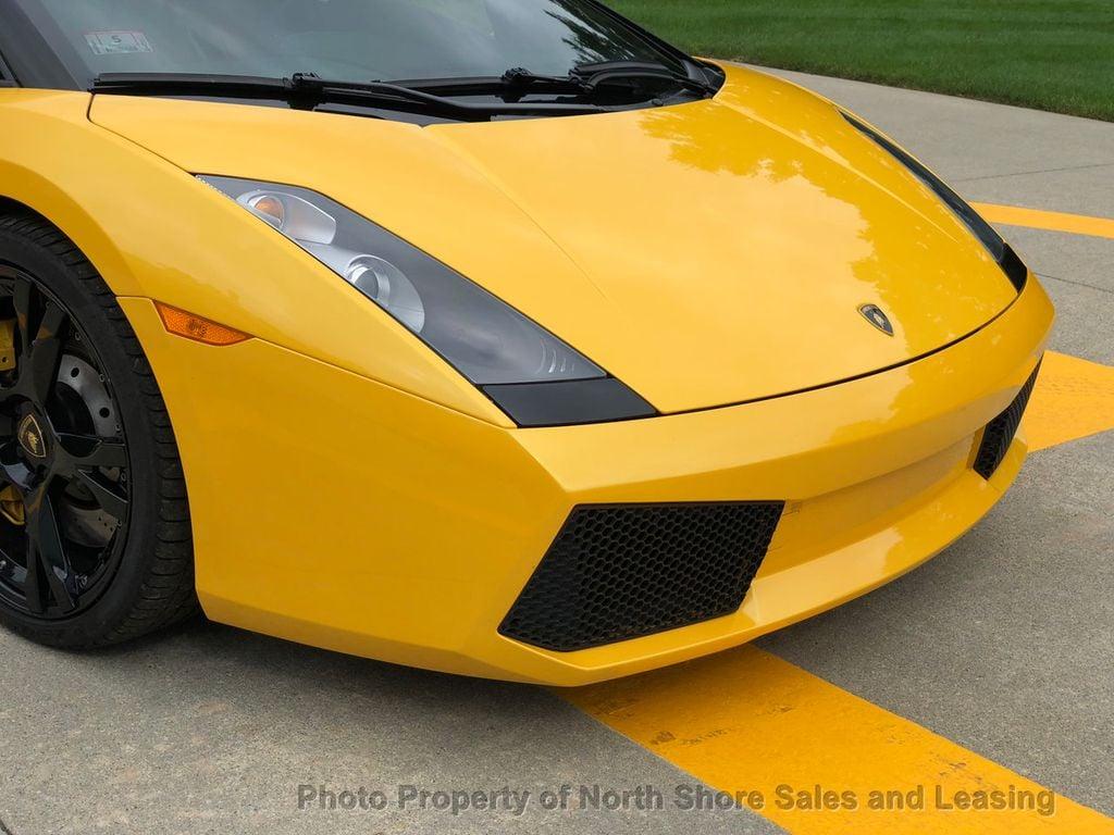 2006 Lamborghini Gallardo Spyder 520HP - 18187177 - 7