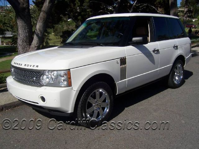 2006 Used Land Rover Range Rover HSE at Cardiff Classics Serving ...