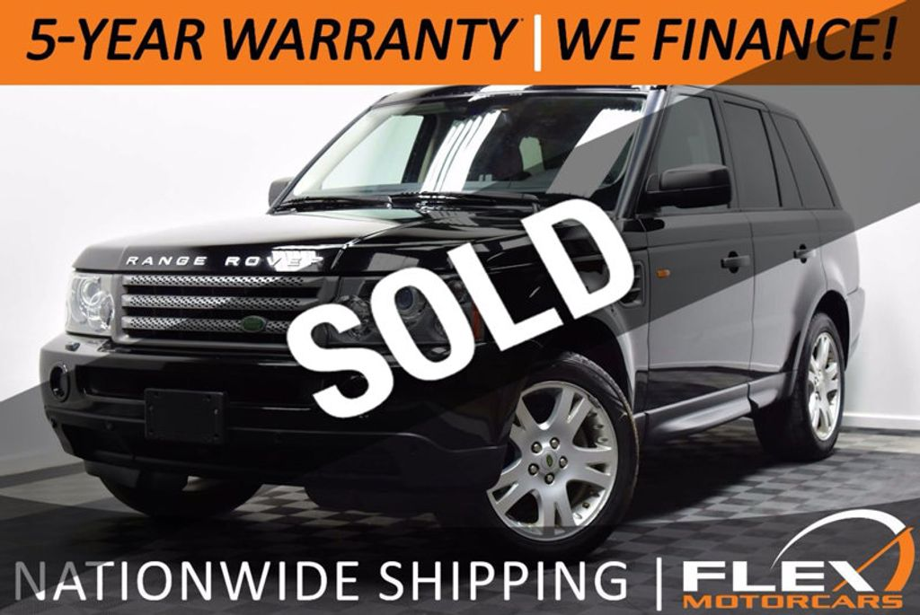 2006 Land Rover Range Rover Sport HSE - 16316987 - 0