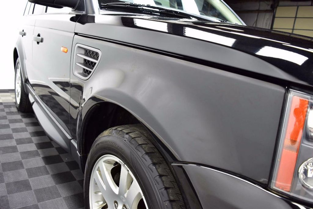 2006 Land Rover Range Rover Sport HSE - 16316987 - 12