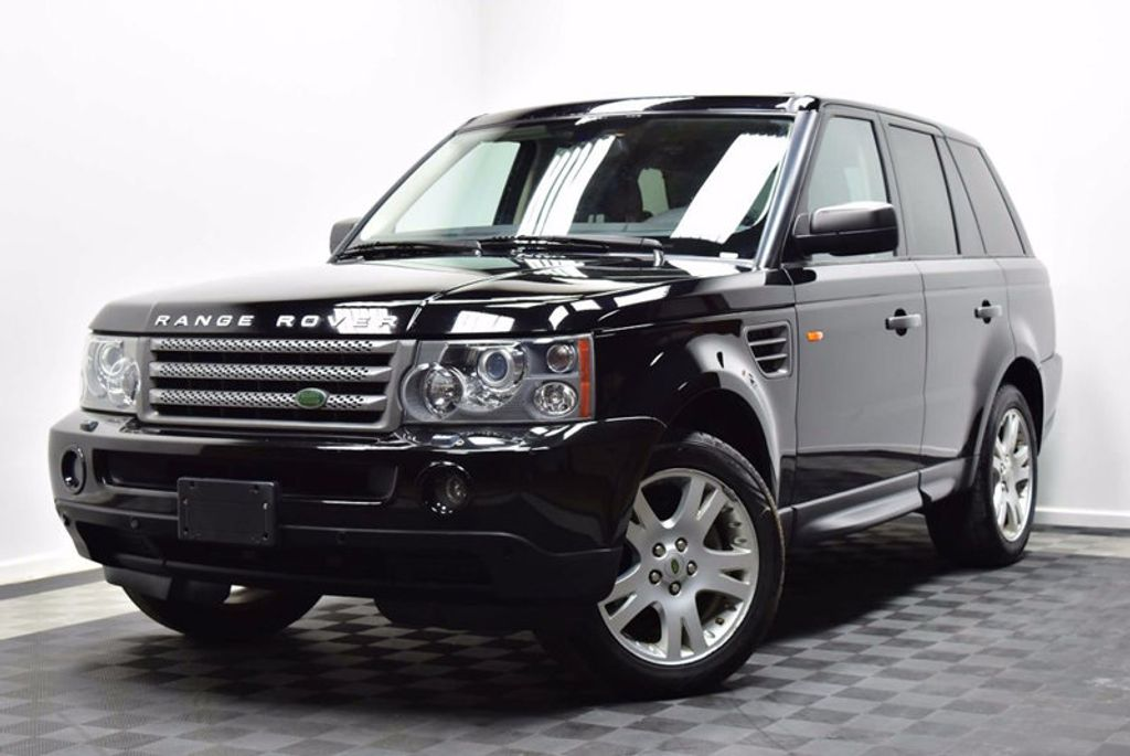 2006 Land Rover Range Rover Sport HSE - 16316987 - 1