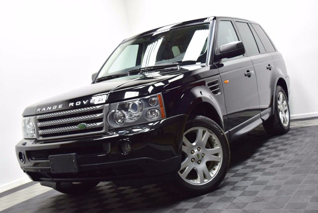 2006 Land Rover Range Rover Sport HSE - 16316987 - 2