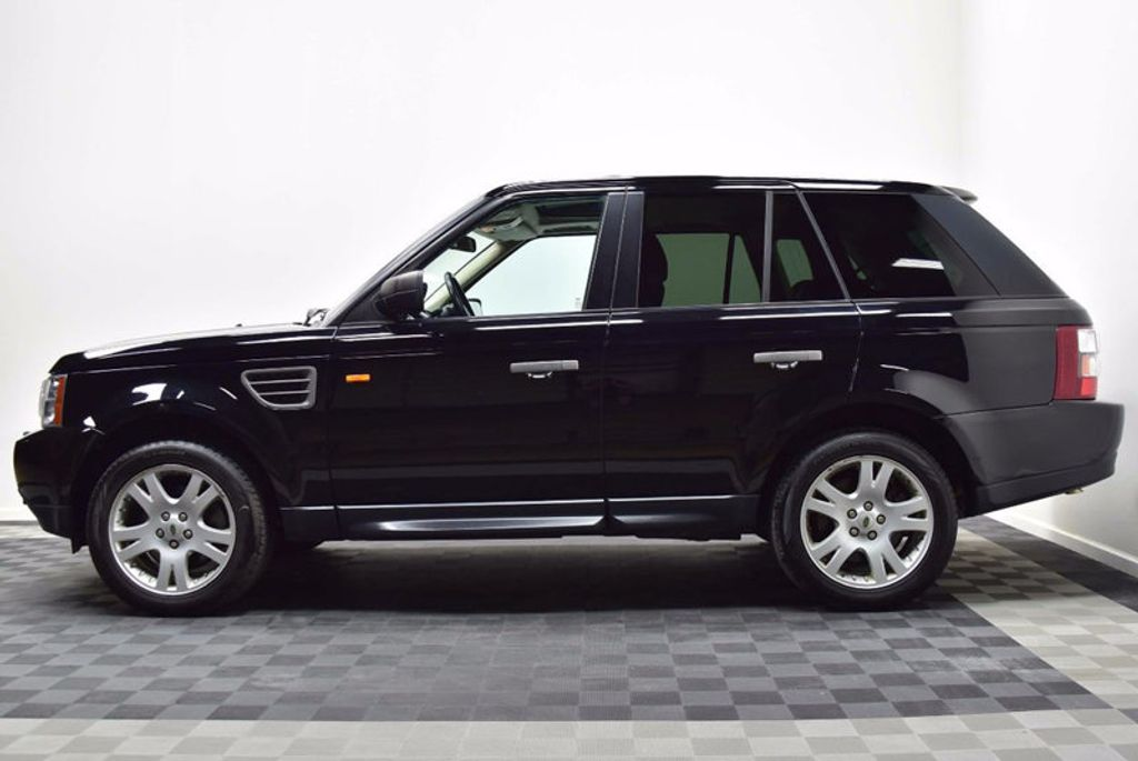 2006 Land Rover Range Rover Sport HSE - 16316987 - 5
