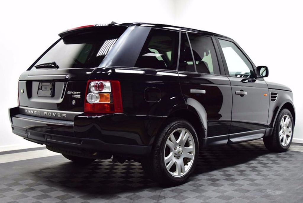 2006 Land Rover Range Rover Sport HSE - 16316987 - 7