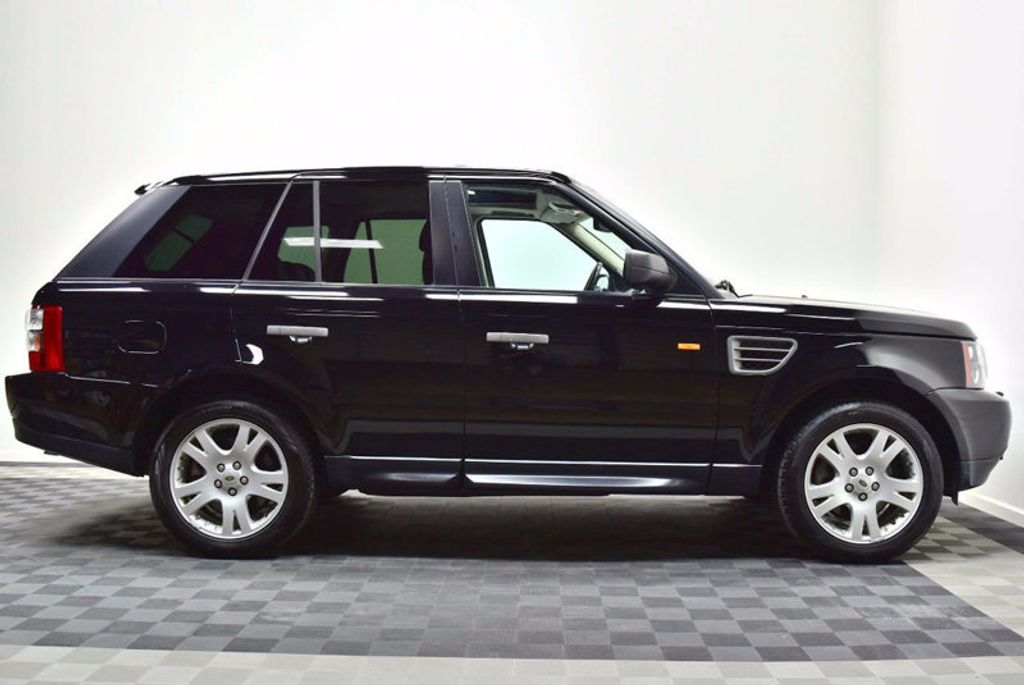 2006 Land Rover Range Rover Sport HSE - 16316987 - 8