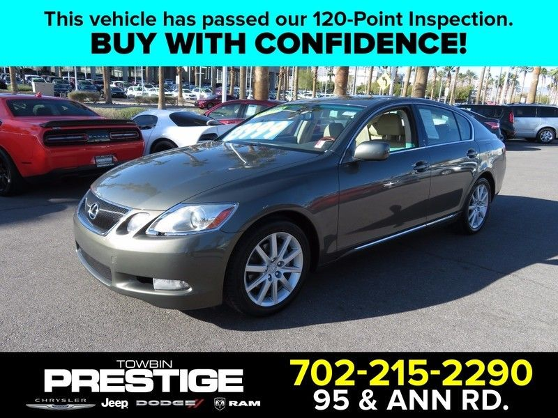 2006 Lexus GS 300 4dr Sedan RWD - 17128983 - 0
