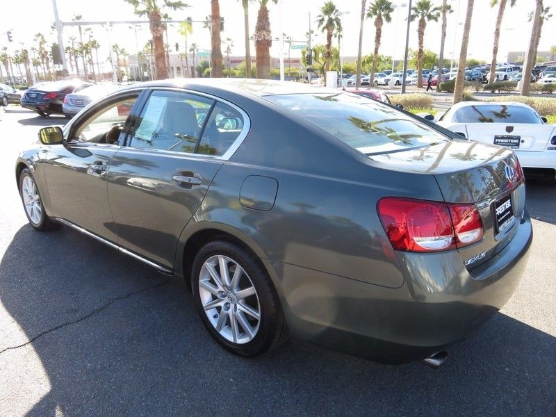 2006 Lexus GS 300 4dr Sedan RWD - 17128983 - 10
