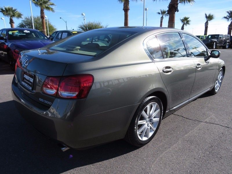2006 Lexus GS 300 4dr Sedan RWD - 17128983 - 12