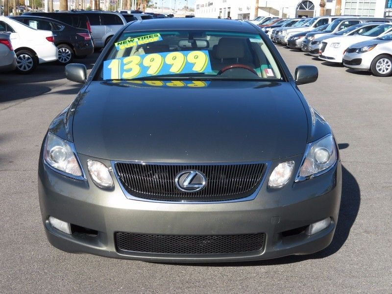 2006 Lexus GS 300 4dr Sedan RWD - 17128983 - 1