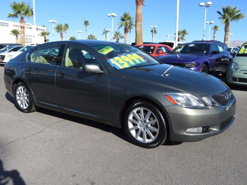 2006 lexus gs 300 4dr sedan rwd sedan for sale in las vegas nv on. Black Bedroom Furniture Sets. Home Design Ideas