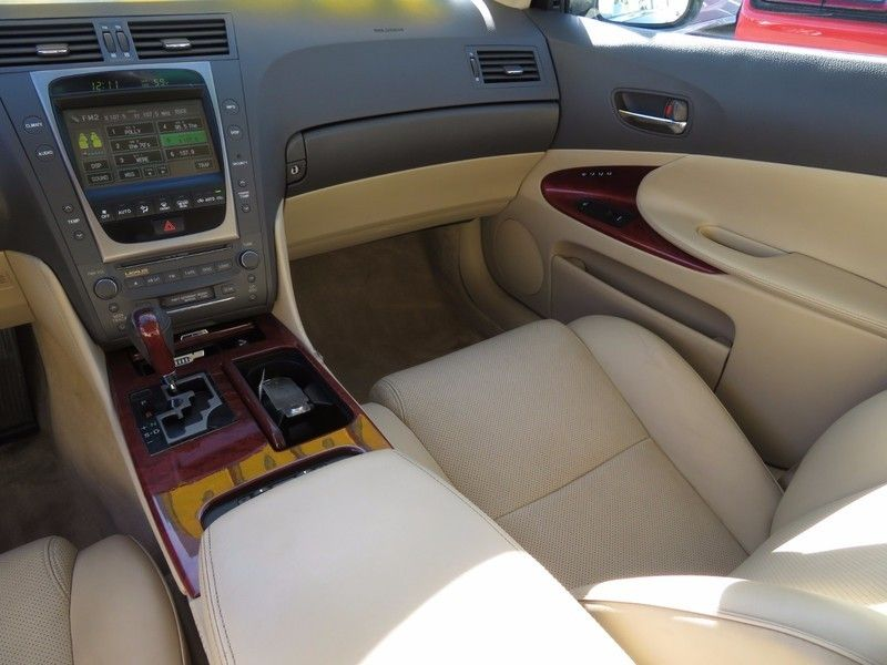 2006 Lexus GS 300 4dr Sedan RWD - 17128983 - 8