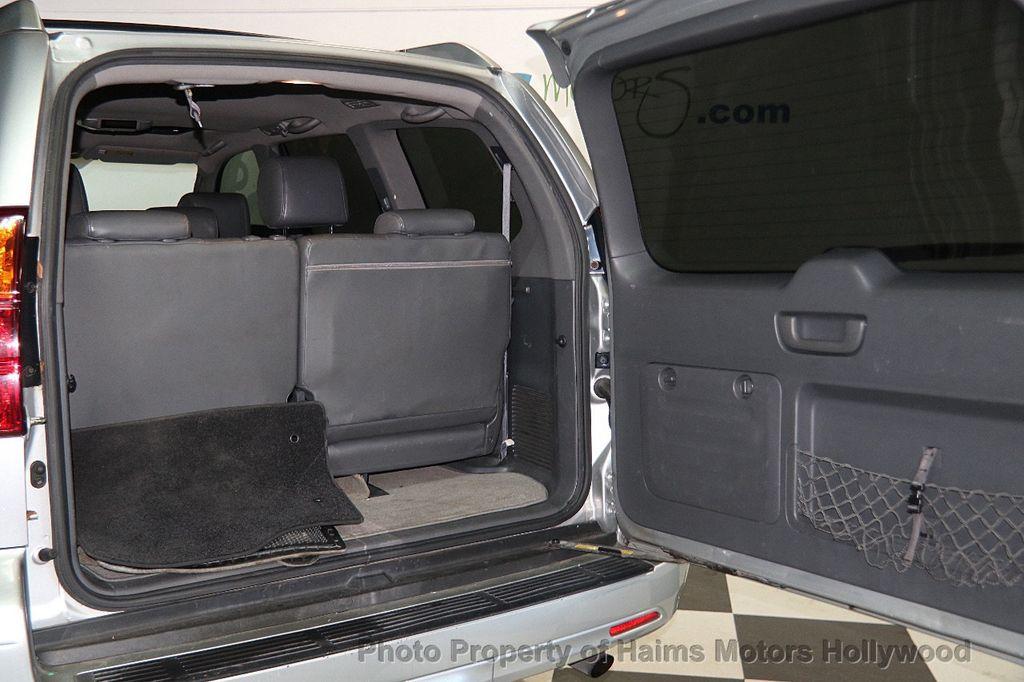 2006 Lexus GX 470 4dr SUV 4WD - 17263799 - 9