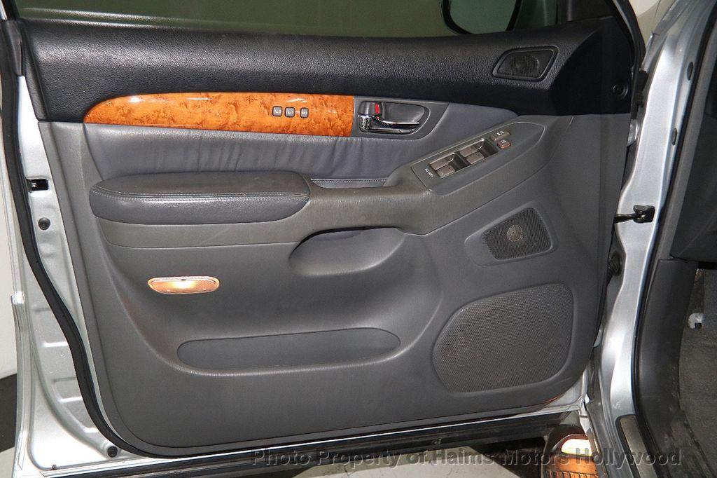 2006 Lexus GX 470 4dr SUV 4WD - 17263799 - 10