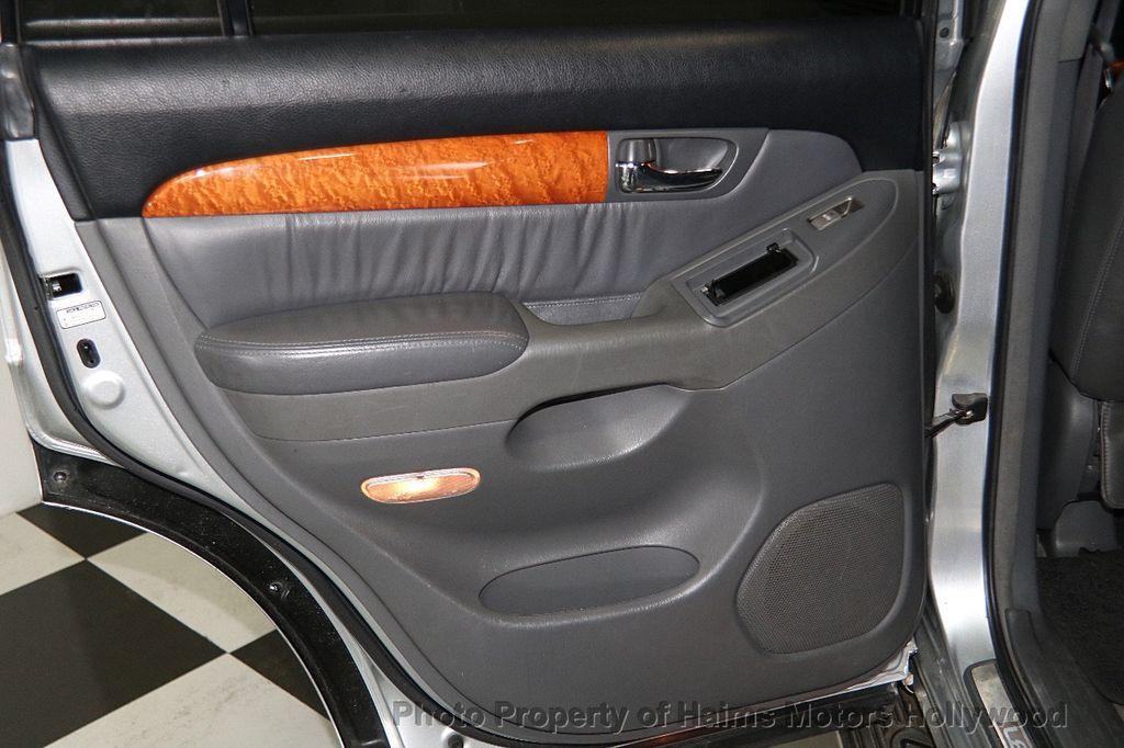 2006 Lexus GX 470 4dr SUV 4WD - 17263799 - 11