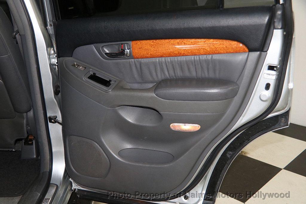 2006 Lexus GX 470 4dr SUV 4WD - 17263799 - 12