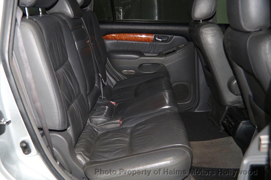 2006 Lexus GX 470 4dr SUV 4WD - 17263799 - 15