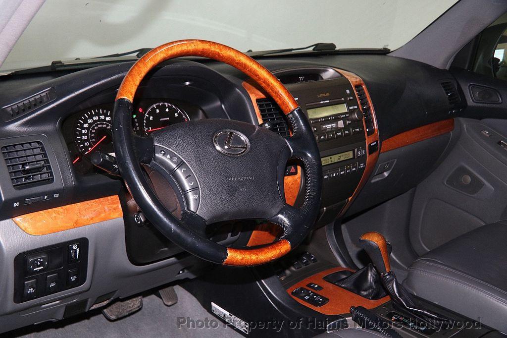 2006 Lexus GX 470 4dr SUV 4WD - 17263799 - 20