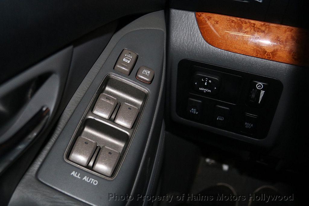 2006 Lexus GX 470 4dr SUV 4WD - 17263799 - 27