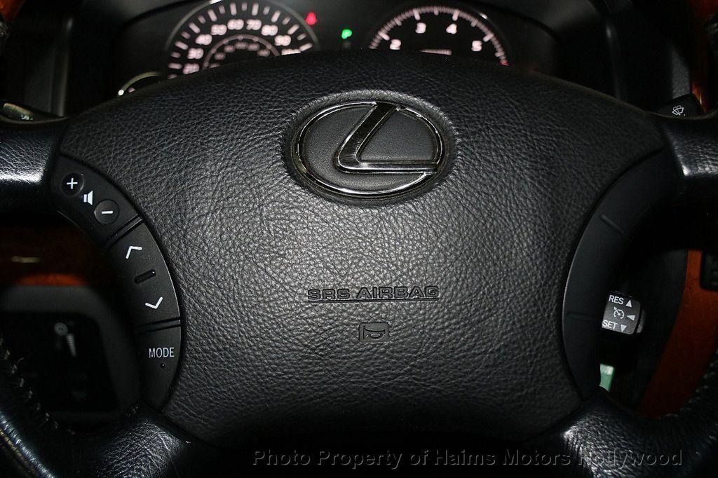 2006 Lexus GX 470 4dr SUV 4WD - 17263799 - 29
