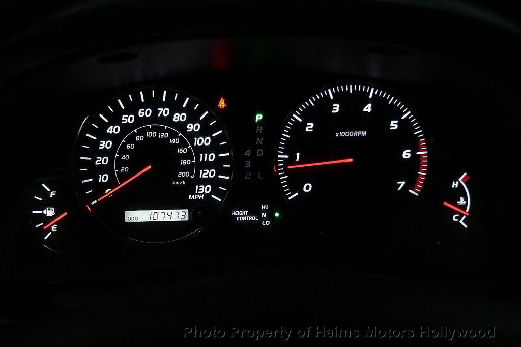 2006 Lexus GX 470 4dr SUV 4WD - 17263799 - 31